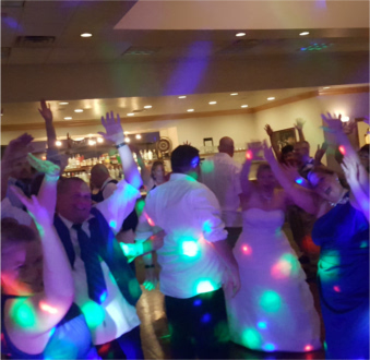 breaking bread sheboygan wedding dance.